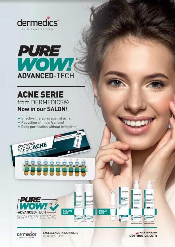 acne series dermedics